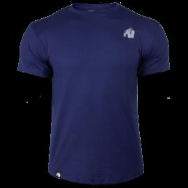 Gorilla Wear Detroit T-shirt - Marineblauw - 4XL