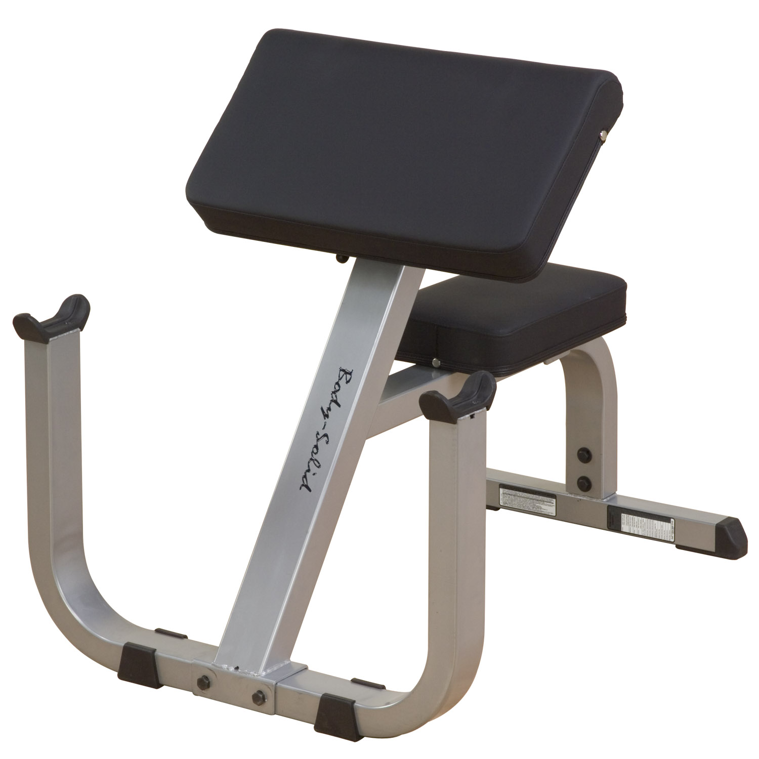 Body Solid Preacher curl machine