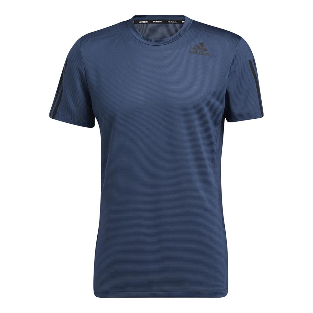 adidas Aero 3 S shirt heren marine