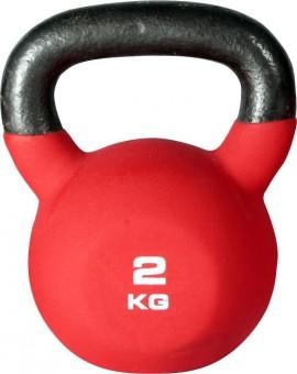Gymstick Kettlebell Pro 2 Kg Neopreen
