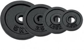 Halterschijven RS 1 x 5,0 kg (1 stuk)