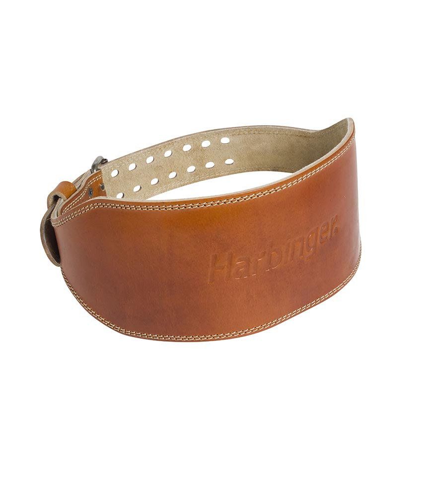 "Harbinger Classic 6"" Oiled Leather Gewichthefriem - XL"