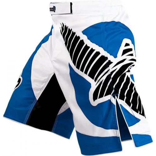 Hayabusa Chikari Vechtshort - Blauw