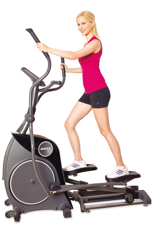 Horizon Fitness Andes 8i Crosstrainer