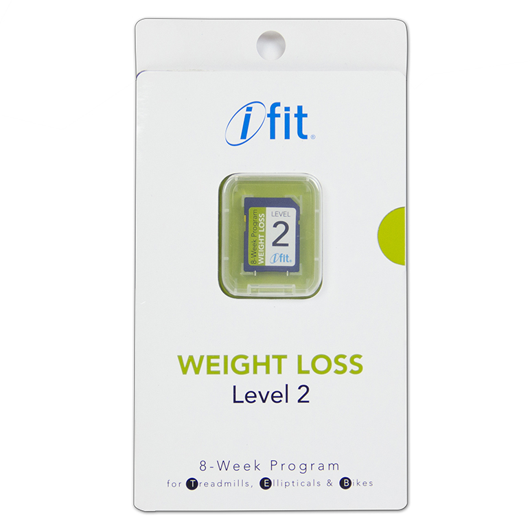 iFit  kaart - Weight Loss 2