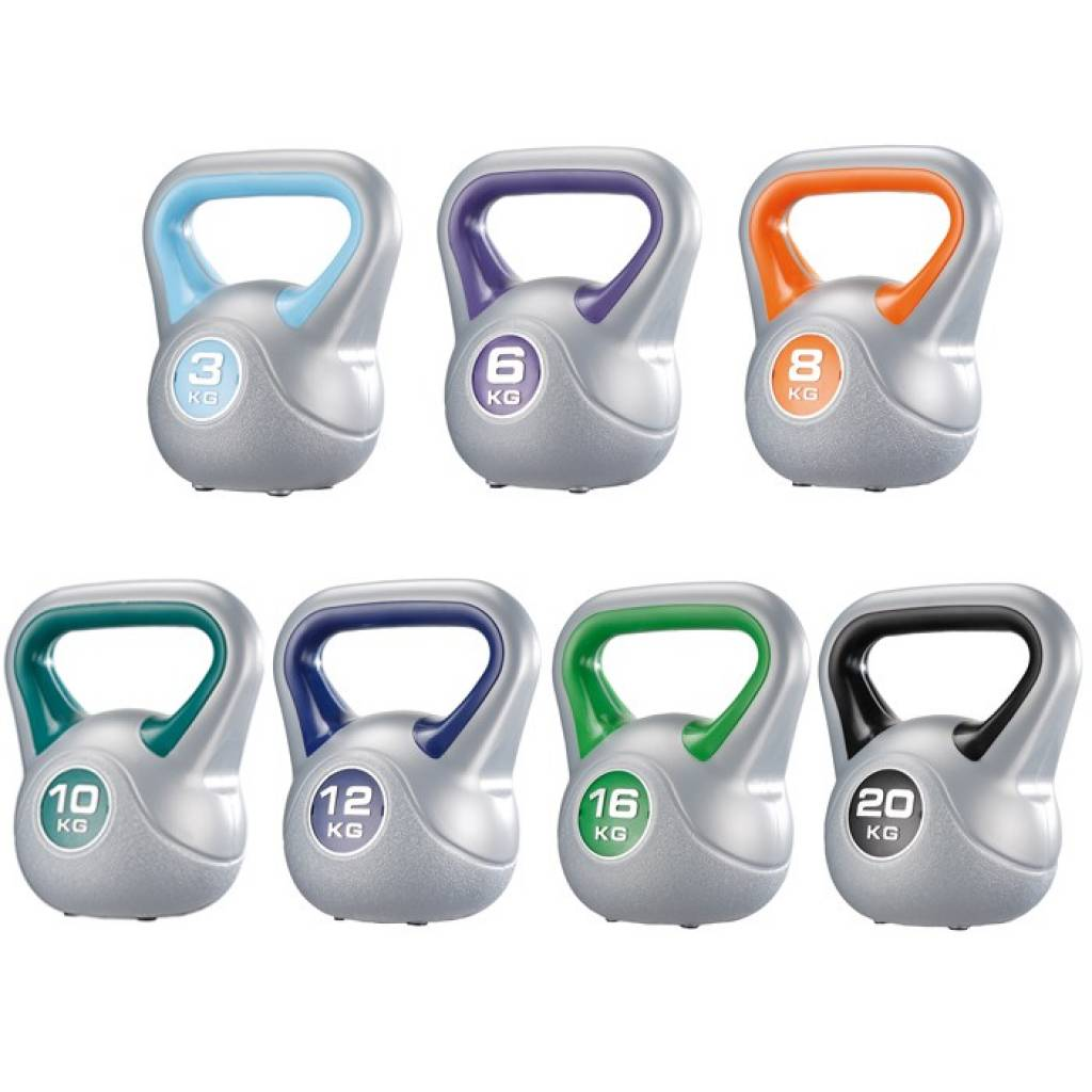 Aerobic kettlebells 8 KG