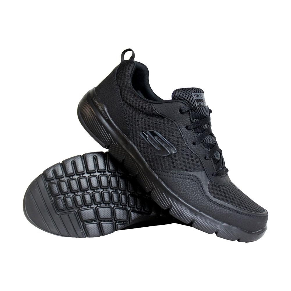 Skechers Flex Advantage 3.0 schoenen heren zwart