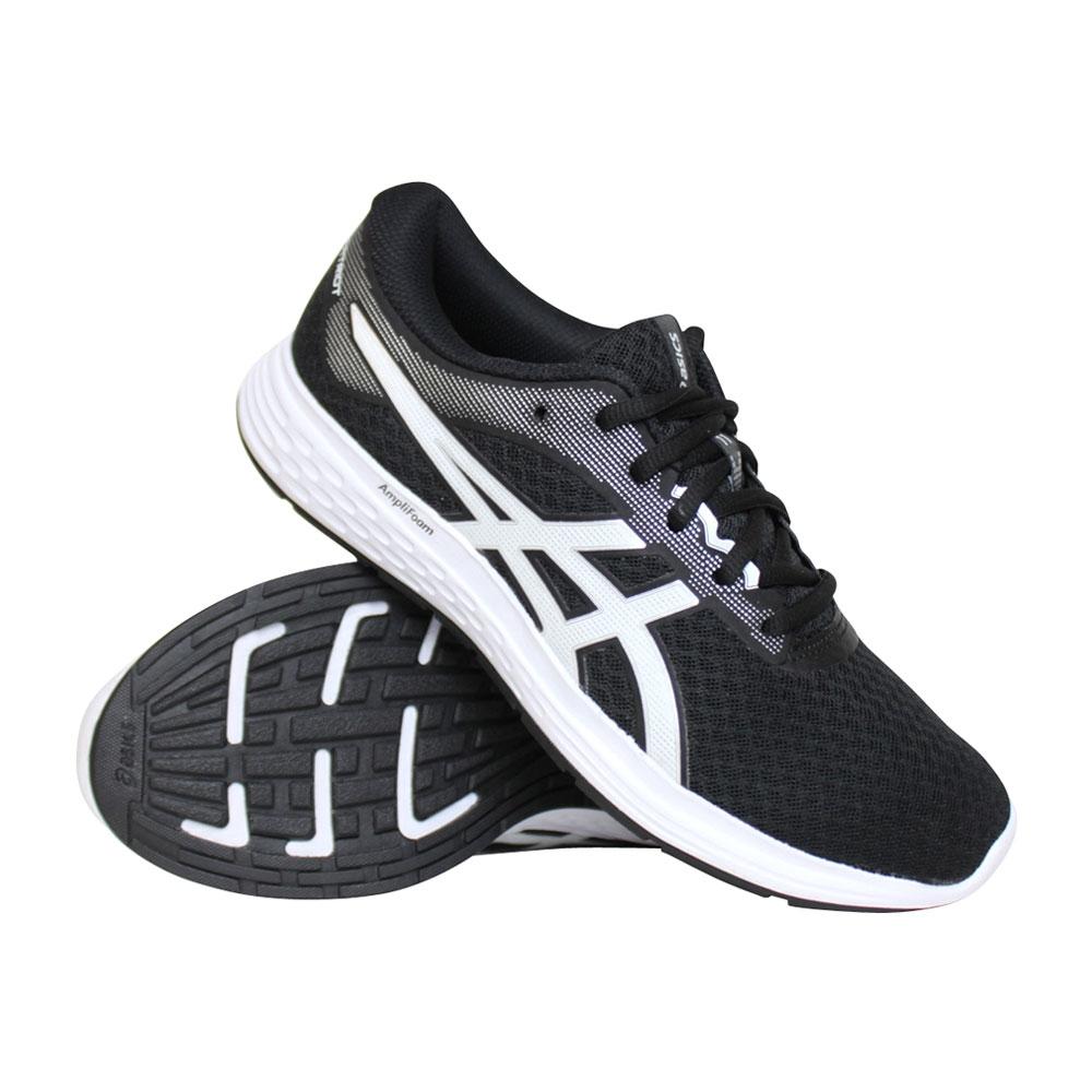 Asics Patriot 11 TR fitnessschoenen dames zwart/wit