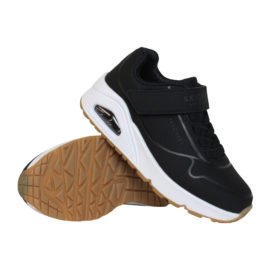 Skechers Uno Air Blitz sneakers jongens zwart