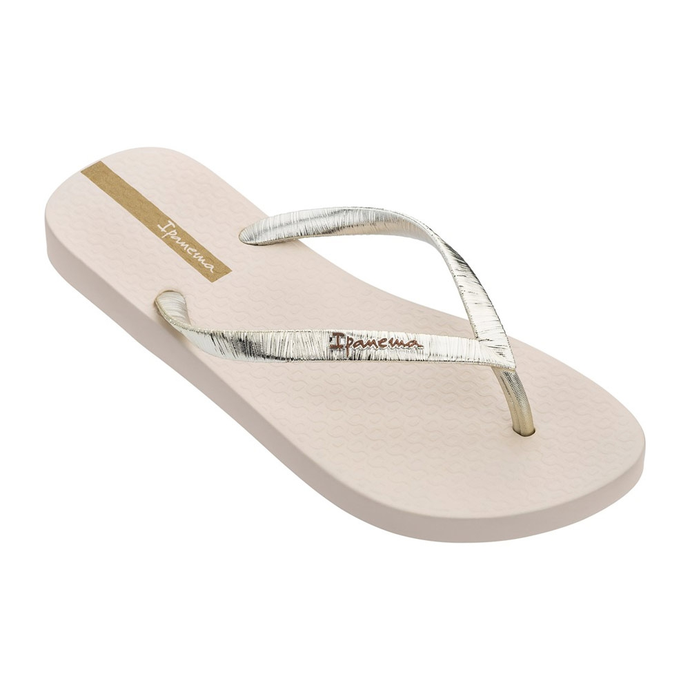 Ipanema Glam teenslippers dames beige