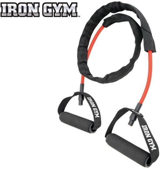 Iron Gym Tube Trainer - weerstandsband