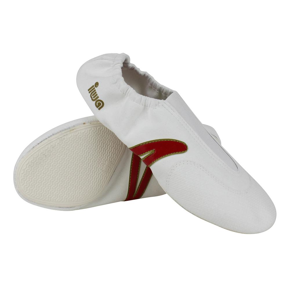 Iwa turnschoentjes wit/rood
