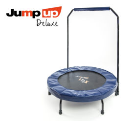 Booming Fitness Jump Up Deluxe Pro Trampoline