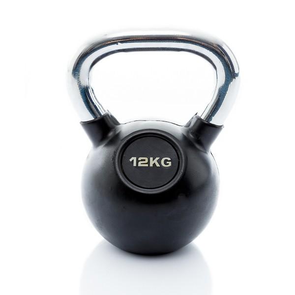 MP Kettlebell 12 kg rubber