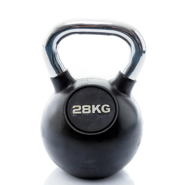 MP Kettlebell 28 kg rubber
