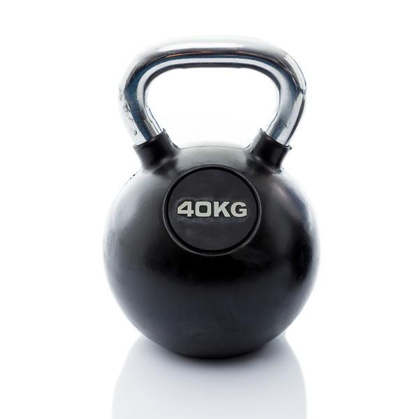 MP Kettlebell 40 kg rubber
