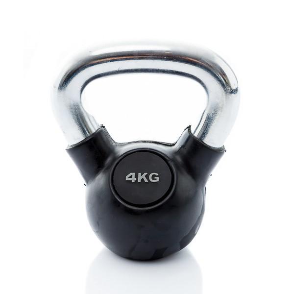 MP Kettlebell 4kg rubber