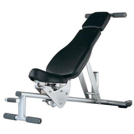 Life Fitness  Adjustable Bench