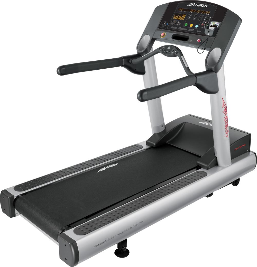 Life Fitness  Club Series loopband