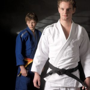 Nihon Balans Judopak Meiyo Blauw