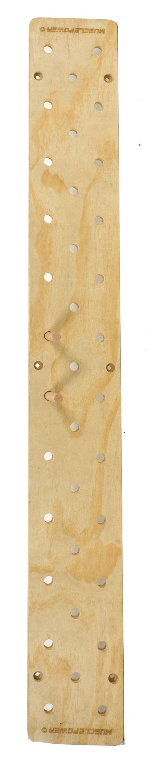 Muscle Power Peg Board
