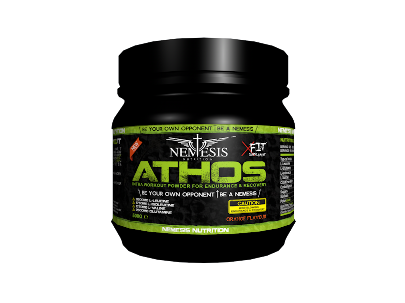 Nemesis Nutrition Athos BCAA 300g