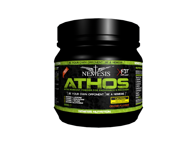 Nemesis Nutrition Athos BCAA 300g - Wild Berry Punch
