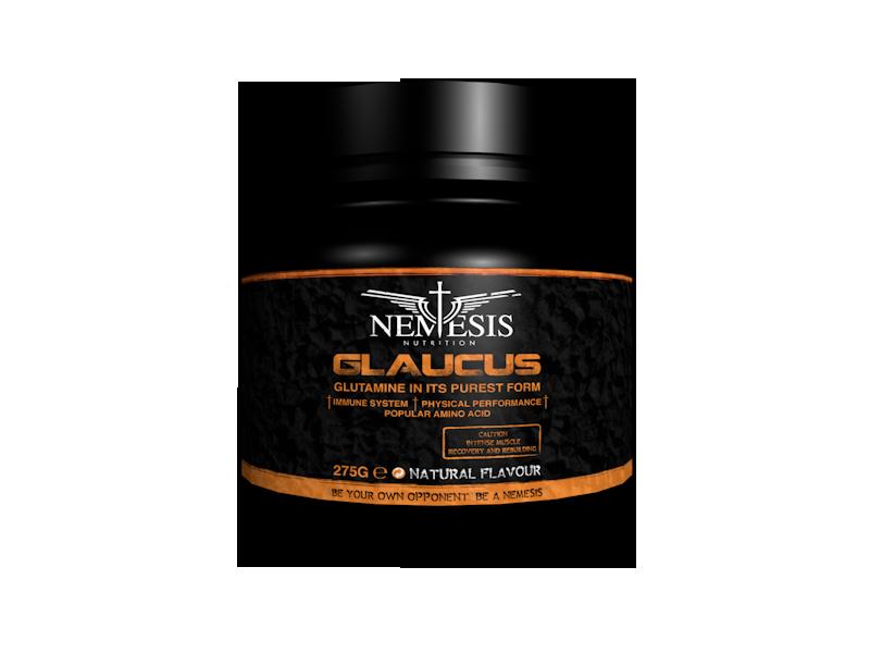 Nemesis Nutrition Glaucus glutamine 275g