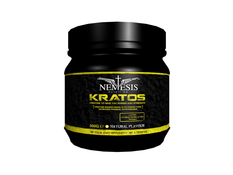 Nemesis Nutrition Kratos creatine 300g