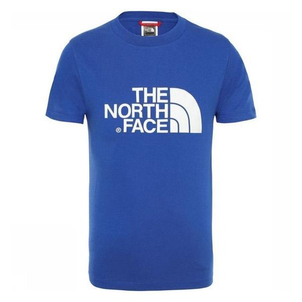 The North Face Easy shirt jongens blauw