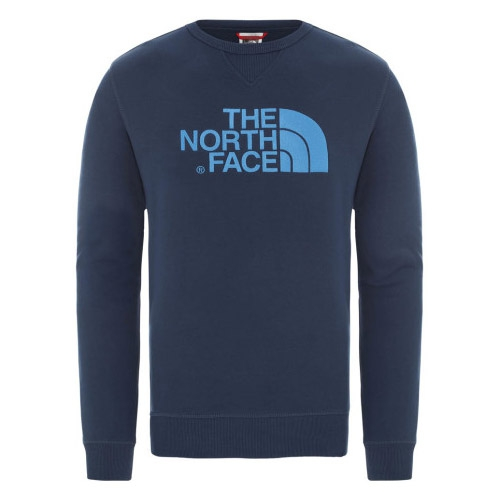 The North Face Drew Peak sweater heren donker blauw