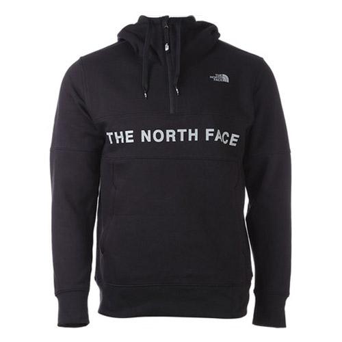 The North Face Train 1/4 zip sweater heren zwart