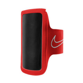 Nike Lightweight Arm Band 2.0 phone houder rood