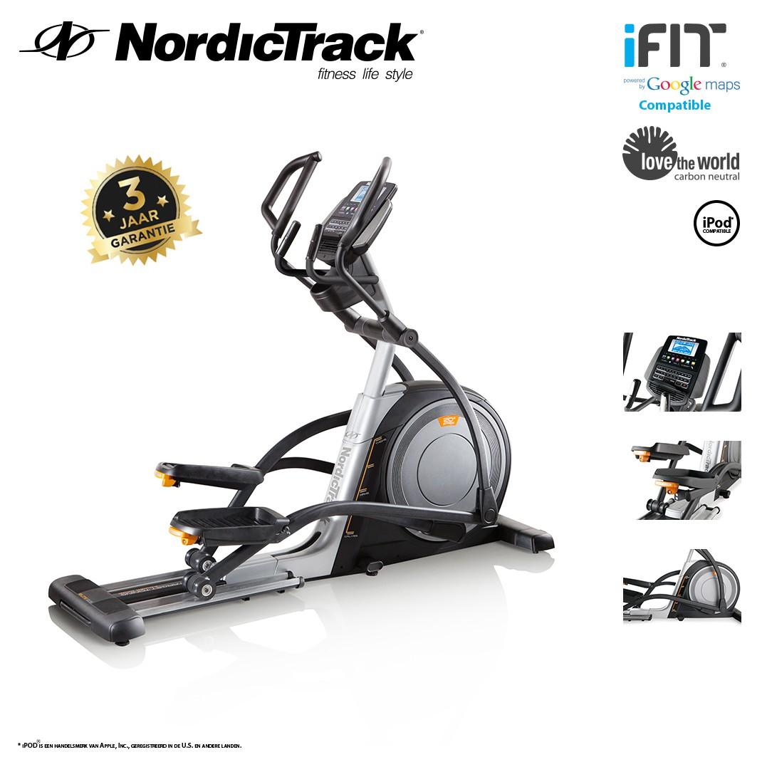 NordicTrack E12.5 Elite Crosstrainer