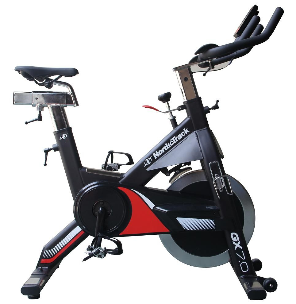 NordicTrack GX7.0 Spinningbike Black Edition