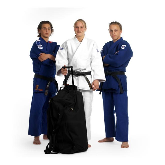 SFJAM Noris Noris Judopak Olympique Blauw