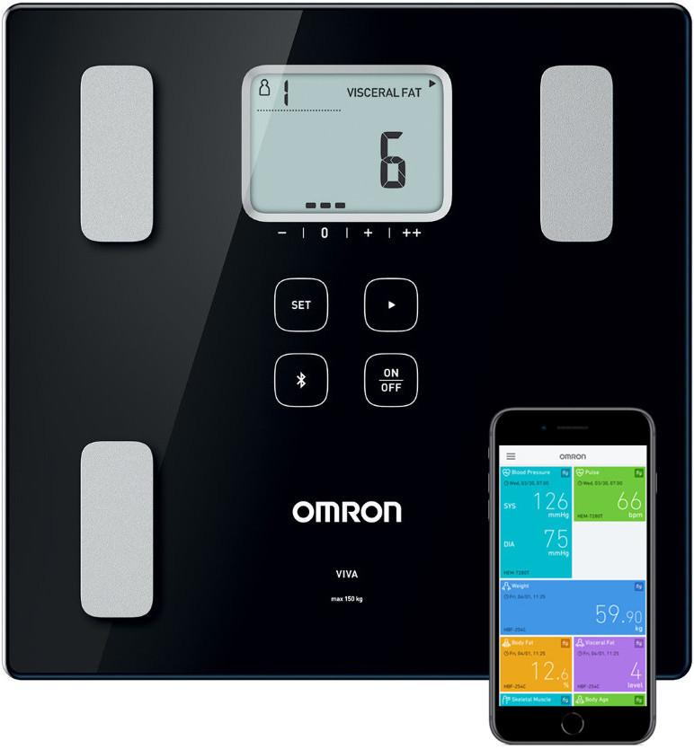 Omron Viva Smart Weegschaal