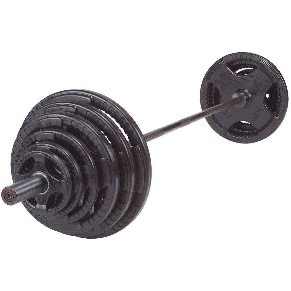 Body-Solid Olympische halterset 50 mm 100 KG