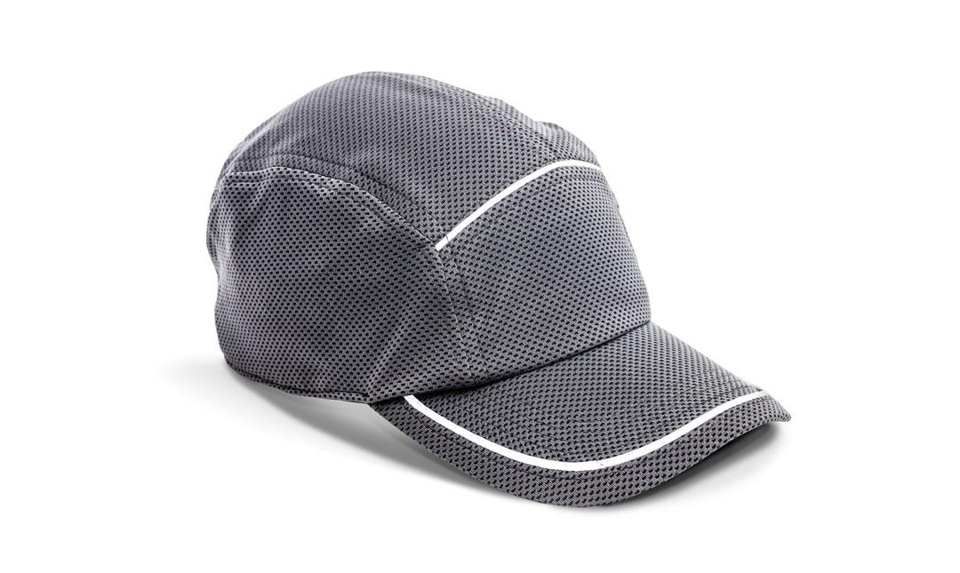 Perfect Fitness Cooling Sports Cap - Verkoelende Pet - Grijs