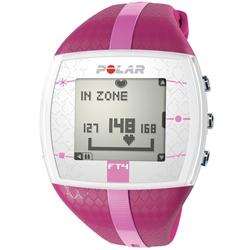 Polar FT4 Hartslaghorloge Dames