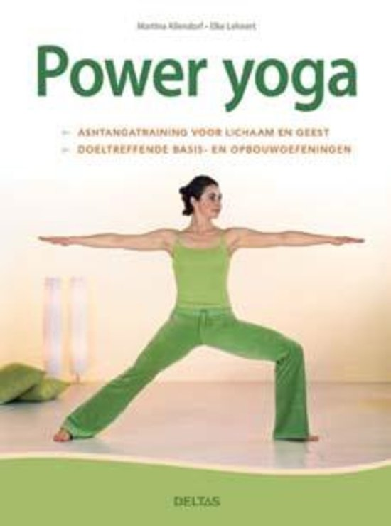 Power Yoga Sportboek