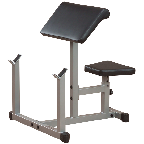 Body Solid Curl machine