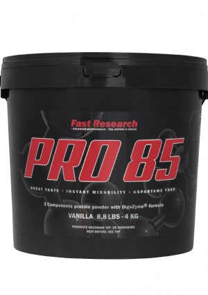 Fast Research Supplement  Pro 85 Time Released Eiwit (4000gr)