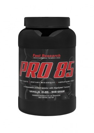 Fast Research Supplement  Pro 85 Time Released Eiwit (908gr)
