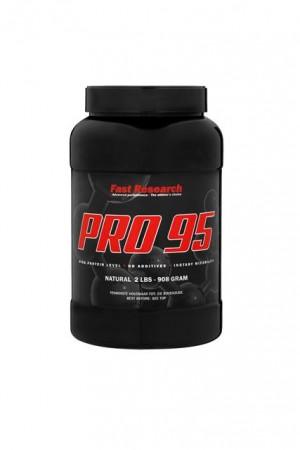 Fast Research Supplement  Pro 95 Caseïne eiwit (750Gr)