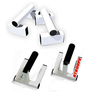 Stroops Push Up Bars U-Vorm