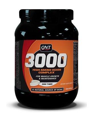 QNT  Amino  Acid  3000 - 300 Tabletten