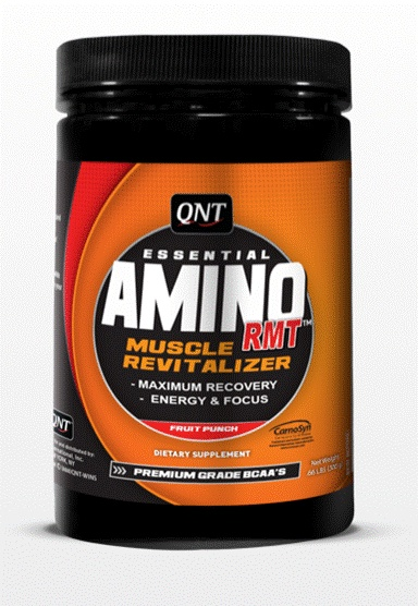QNT  Amino RMT - 300 gram - Fruit Punch
