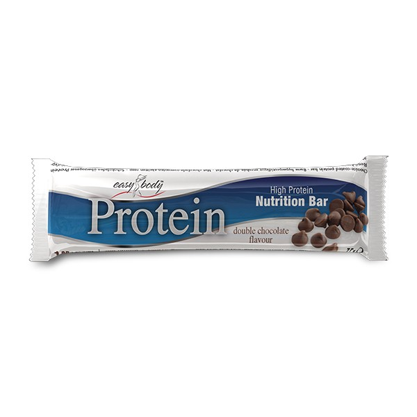 QNT  - Easy Body High Protein Nutrition Bar - 24 repen - Strawberry