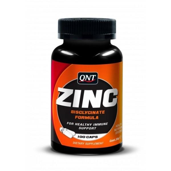 QNT  Zinc - 100 caps